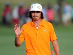 Rickie Fowler is coming off a victory and a runner-up in his last two starts.