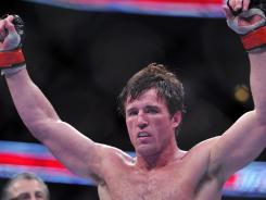 Chael Sonnen has won back-to-back fights since returning last year after serving a suspension handed down by the California State Athletic Commission.
