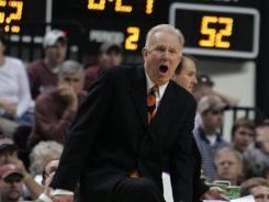 Pacific coach Bob Thomason has won six regular season Big West championships. He's been coaching at Pacific since 1988.