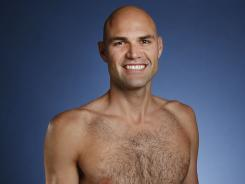 Men's beach volleyball player Phil Dalhausser and teammate Todd Rogers are currently ranked No. 2 in the world.