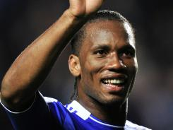 Newly-crowned European champions Chelsea confirmed on Tuesday that Ivory Coast striker Didier Drogba will leave the club when his contract expires at the end of June.