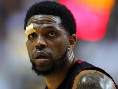 Udonis Haslem's loss will be a big factor for the Miami Heat in Game 6.