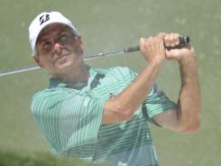 Fred Couples will be among the top contenders this week at the Senior PGA Championship at The Golf Club at Harbor Shores in Benton Harbor, Mich.