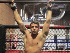 """""""At this point in my career to be able to come back and win a title, that (would be) a statement in itself,"""" former heavyweight champ Frank Mir says."""