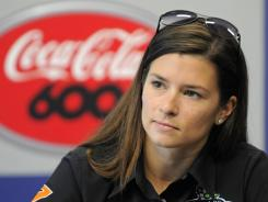 Danica Patrick is about to endure her third Sprint Cup race, the longest of her career, in the Coca-Cola 600.