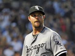 The Chicago White Sox have won the last three games that John Danks has started in.