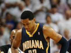 Indiana Pacers forward Danny Granger won't let an ankle sprain keep him out of Game 6 vs. the Miami Heat on Thursday.
