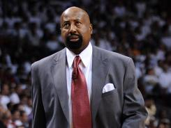 Mike Woodson led the Knicks to an 18-6 record down the stretch and their first playoff victory in 11 years.