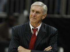 Jerry Sloan spent 23 seasons with the Utah Jazz before resigning in February 2011.