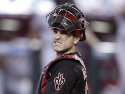 Arizona Diamondbacks catcher Miguel Montero has reportedly signed a contract extension that would keep him in the desert through 2017.