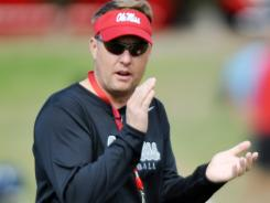 Mississippi coach Hugh Freeze is making offers to recruits well outside the school's Oxford campus.