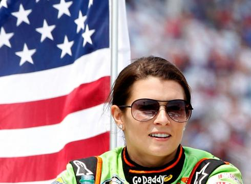 danica finished 13th 9th points
