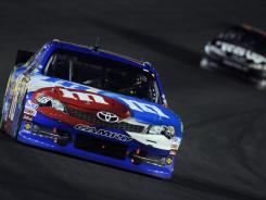 Kyle Busch, who finished third in the Coca-Cola 600, hasn't been worse than fourth place since a 10th on April 22.