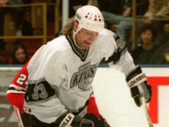 Marty McSorley's illegal stick penalty derailed the Kings' last appearance in the Stanley Cup Final in 1993.