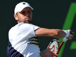 Mardy Fish of the USA hopes to return to tennis before Wimbledon.