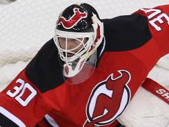 New Jersey Devils goalie Martin Brodeur will be making his fifth appearance in the Stanley Cup Final.