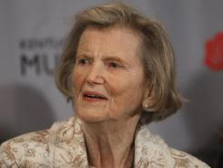 "Penny Chenery, owner of Triple Crown winner Secretariat, criticized I'll Have Another's owner, J. Paul Reddam, for hiring trainer Doug O'Neill, who faces a 45-day suspension in California for ""milkshaking."""