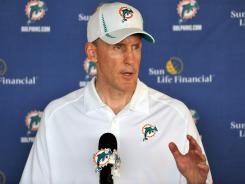 Dolphins head coach Joe Philbin and his team will be subjects of HBO's documentary series Hard Knocks, which debuts Aug. 7.
