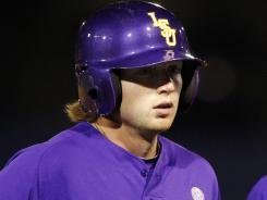 Raph Rhymes came to LSU baseball coach Paul Maineri before the start of the school year to offer to forgo his scholarship for this season.