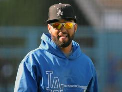center fielder Matt Kemp is returning to the disabled list just three days after being reinstated from it because of an injury earlier in the month.