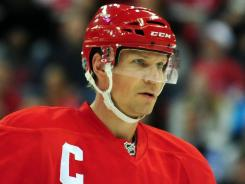 Wings defenseman Nicklas Lidstrom won four Stanley Cups, seven Norris trophies and a Conn Smythe Trophy as playoff MVP.