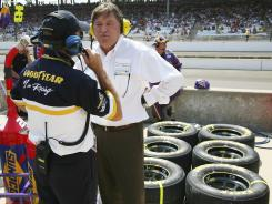 NASCAR and Goodyear Tire's are constantly looking for new improvements to ultimately achieve more competitive racing.
