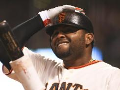 "Giants third baseman Pablo Sandoval met with the Santa Cruz County Sheriff's Department regarding what his lawyer called a ""consensual"" sexual relationship."
