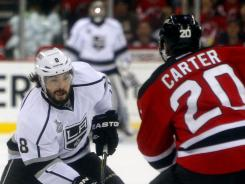Los Angeles Kings defenseman Drew Doughty is as tough to stop as Scott Niedermayer in his prime.