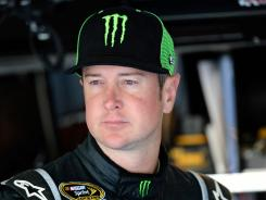 Kurt Busch has been suspended by NASCAR for one race.