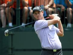 Despite some ups and downs, Harris English has made the cut in 13 of his 16 events this year.