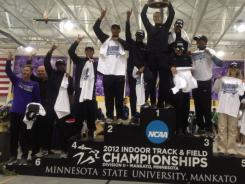 The NCAA Division II title in men's indoor track highlighted Grand Canyon's athletics season that ended with its first Directors' Cup title.