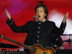 Paul McCartney has confirmed he will be the closing act at the opening ceremony of the London Games.