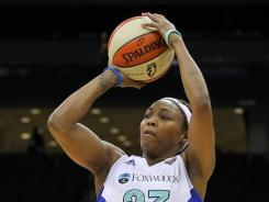 Cappie Pondexter is averaging 18 points a game this season.