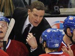 Randy Cunneyworth, who finished this season as the Canadiens' interim head coach, was fired from his assistant role on Wednesday along with Randy Ladouceur. Montreal hired Michel Therrien as head coach Tuesday.