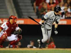 Ichiro Suzuki has already hit three home runs this season. In the last two seasons, Suzuki has hit just 11 combined home runs.