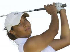 Cheyenne Woods, Tiger's niece, begins her pro career Thursday at the Wegmans LPGA Championship. Woods was a two-time All-American at Wake Forest.