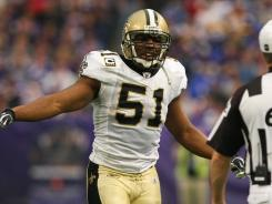 New Orleans Saints linebacker Jonathan Vilma is fighting his one-year suspension for participating in team's bounty program.