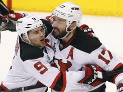 The Devils need more offense out of Zach Parise and Ilya Kovalchuk
