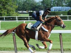 A win in Saturday's Belmont Stakes would make I'll Have Another the first Triple Crown winner since Affirmed in 1978.
