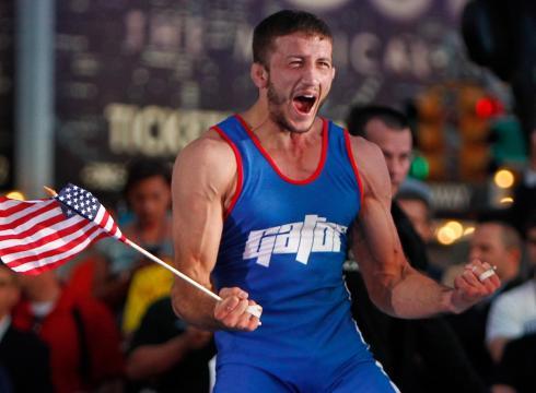 Coleman Scott Coleman Scott nabs final spot on US wrestling team