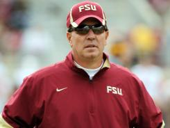 Florida State coach Jimbo Fisher has benefited from a doubling of the program's recruiting budget compared to successor Bobby Bowden.