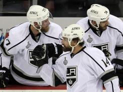 The Kings should rely on former Stanley Cup winner Justin Williams in Game 6.