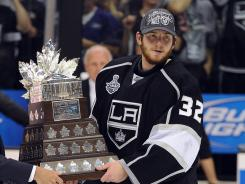 Jonathan Quick allowed 29 goals in 20 playoff games, including just seven in the Stanley Cup Final.