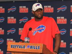 Vince Young joined the Bills in May.