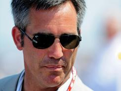 IndyCar CEO Randy Bernard's attempt to have his series race in China has come up short.