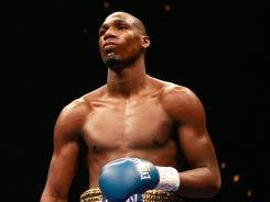"Boxer Paul Williams has been so spirited, he asked for a ""mitt man"" as part of his rehabilitation so he can continue to throw punches."