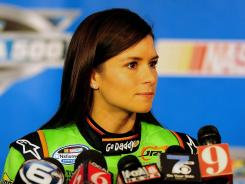 "Danica Patrick, now 30, said she has told Go Daddy, ""No,"" to certain commercial pitches in the past."