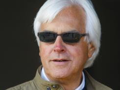 Trainer Bob Baffert is not in favor of the new points system for determining the 20-horse Kentucky Derby field.
