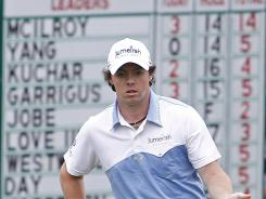 Rory McIlroy posted a record-shattering 16-under 268 last year at Congressional en route to winning the 2011 U.S. Open.