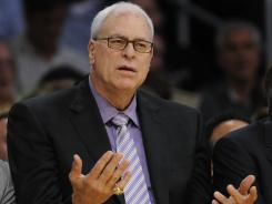 Former NBA coach Phil Jackson said recently he'd consider coaching again.